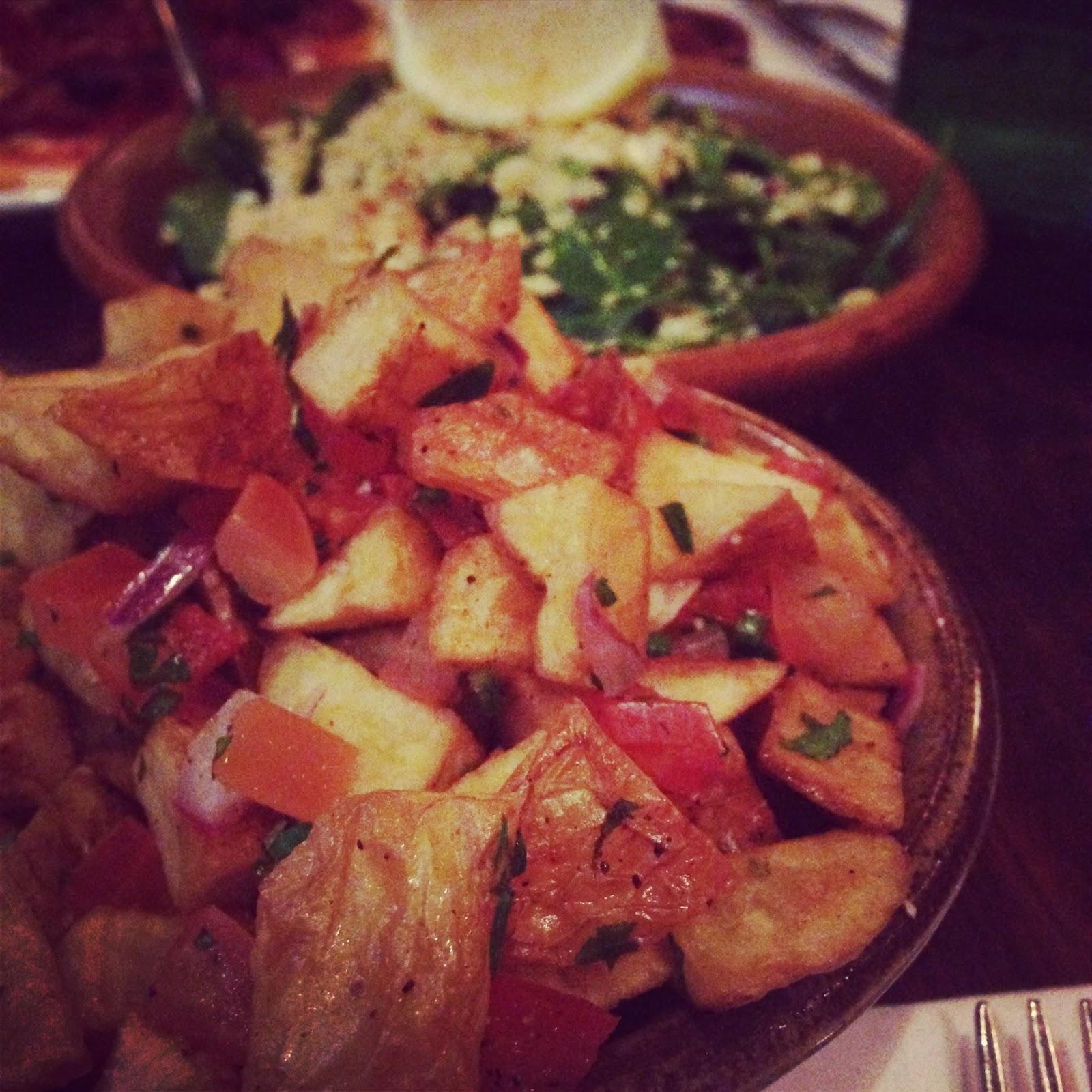 Panacea, Adelaide, Food, Halifax Street