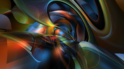 Abstract Wallpaper : Artistic 2