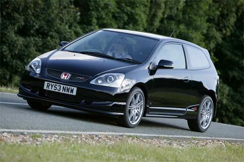 2005 honda civic type r auto car best car news and reviews. Black Bedroom Furniture Sets. Home Design Ideas