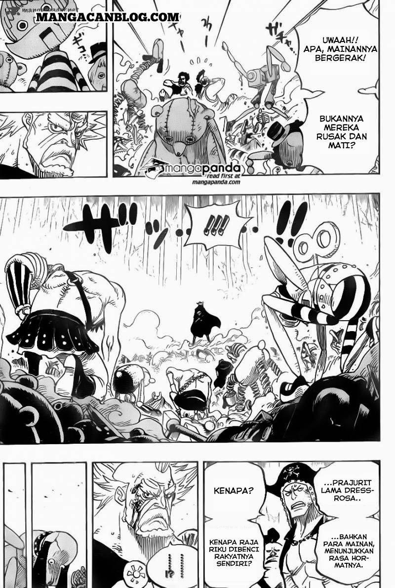 Komik one piece 726 - keluarga riku 727 Indonesia one piece 726 - keluarga riku Terbaru 9|Baca Manga Komik Indonesia|Mangacan