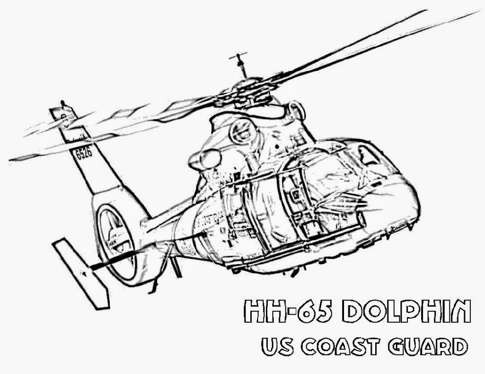 Coloring Pages Military Coloring