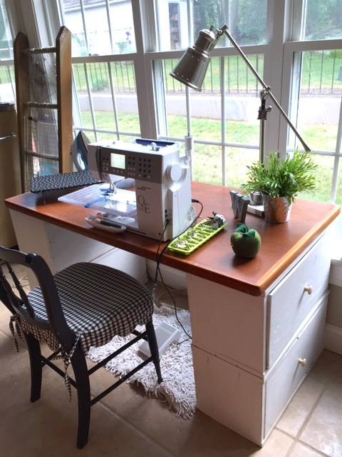 Diy Desk Sewing Table