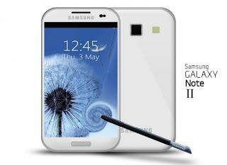 مواصفات سامسونج جالكسي نوت 2 Samsung Galaxy Note 2