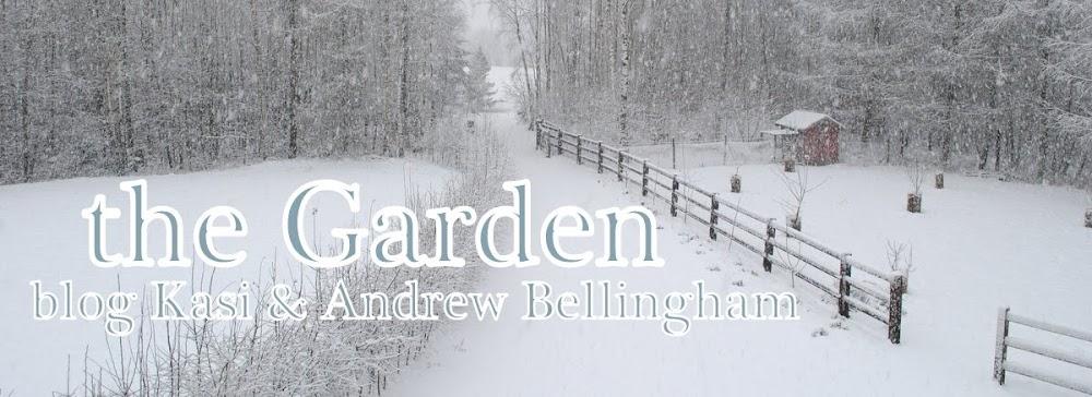 the garden - Blog Kasi & Andrew Bellingham