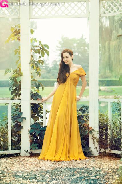1 Janice in the beautiful dresses-very cute asian girl-girlcute4u.blogspot.com