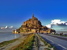 มงต์ แซงต์ มีแชล ฝรั่งเศส Mont Saint Michel ม่อนผานักบุญมิแชล