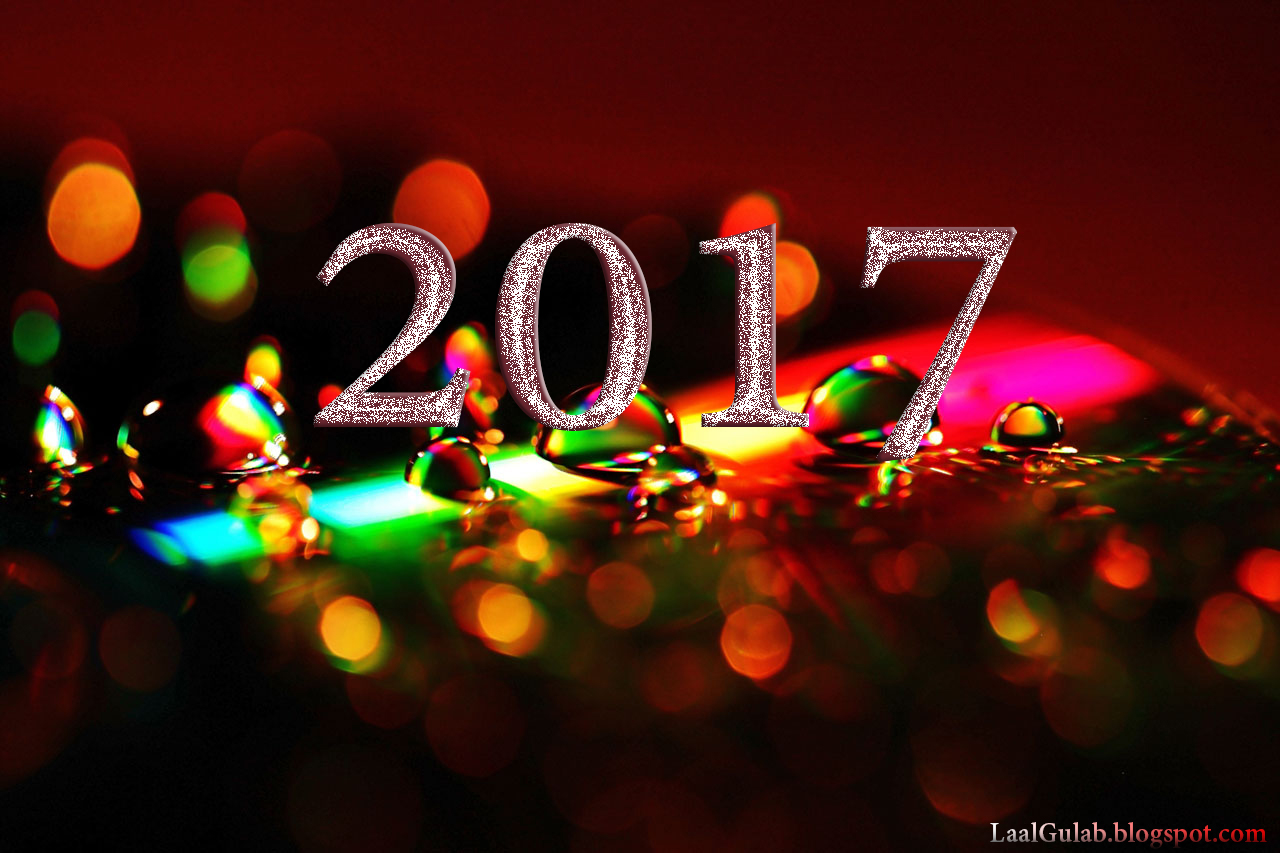 happy new year 2017 images, pics, photos, hd wallpapers - india