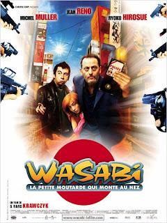 Wasabi - La petite moutarde qui monte au nez