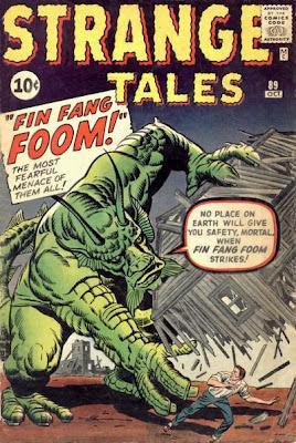 Strange Tales Fin Fang Foom