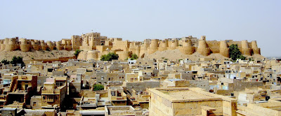 Beautiful Place in Jaisalmer