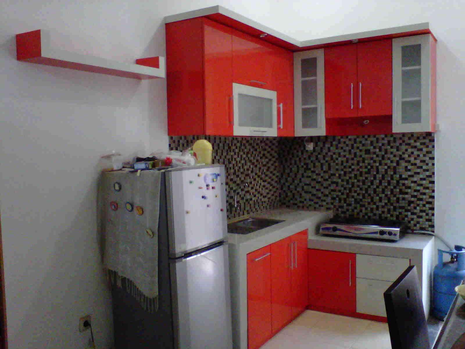 dapur untuk rumah kecil