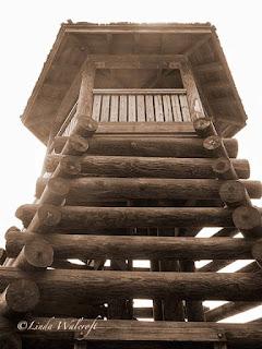 log tower