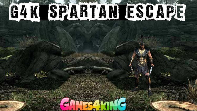 Games4King Spartan Escape Walkthrough