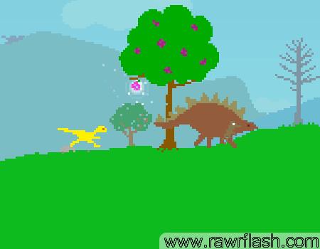 DINO RUN, CORRA DINO!, jogo multiplayer de dinossauros online.