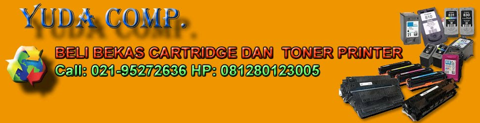 Beli Cartridge/Toner/Tinta bekas Call 021-95272636 (24 Jam)