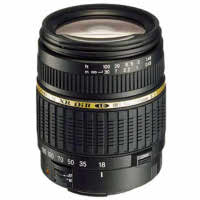 Lensa Canon Tamron AF 18-200mm