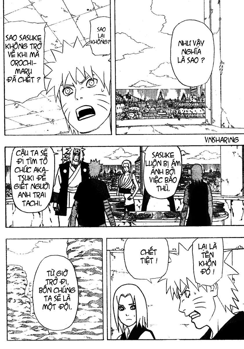Naruto chap 352 Trang 15 - Mangak.info