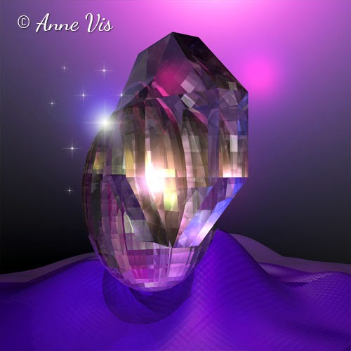 The Healing Crystal
