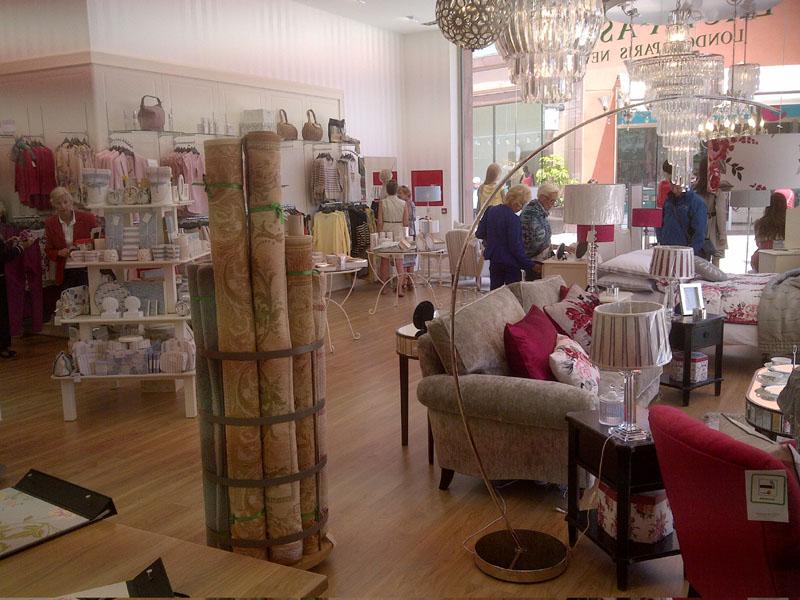 El blog de decoracion de laura ashley en crecimiento laura ashley alicante abre sus puertas - Decoracion alicante ...