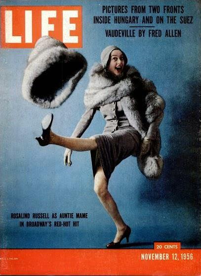 LIFE, Nov. 12, 1956, cover 1.