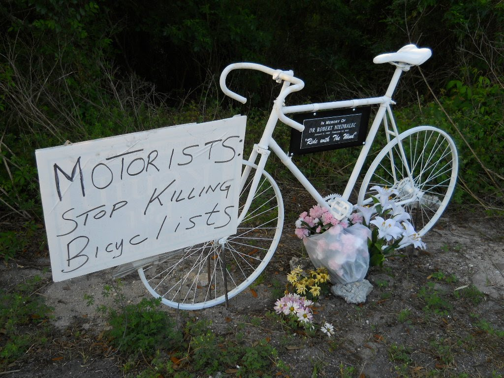 Bicycle Stories: Life And Death And Bicycling In Tampa