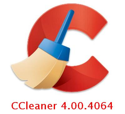 Download CCleaner Version 4.00.4064