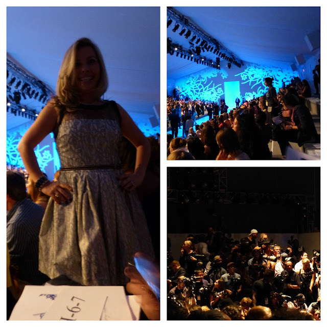 Tadashi Shoji Runway Show at New York Fashion Week