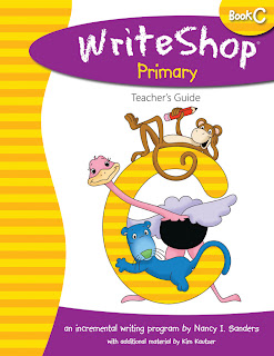 WriteShop Book C Primary