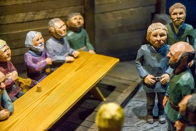 Vikings en Islande