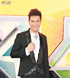 Raymond Lam Not Even Top 3 Most Voted for TV King, Quits TVB Series in 2013
