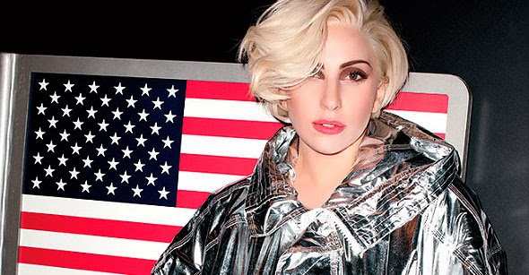 Para Gaga Lady Herrera Y Saint Carolina De 'harper's Viste Laurent P7OOxwSq