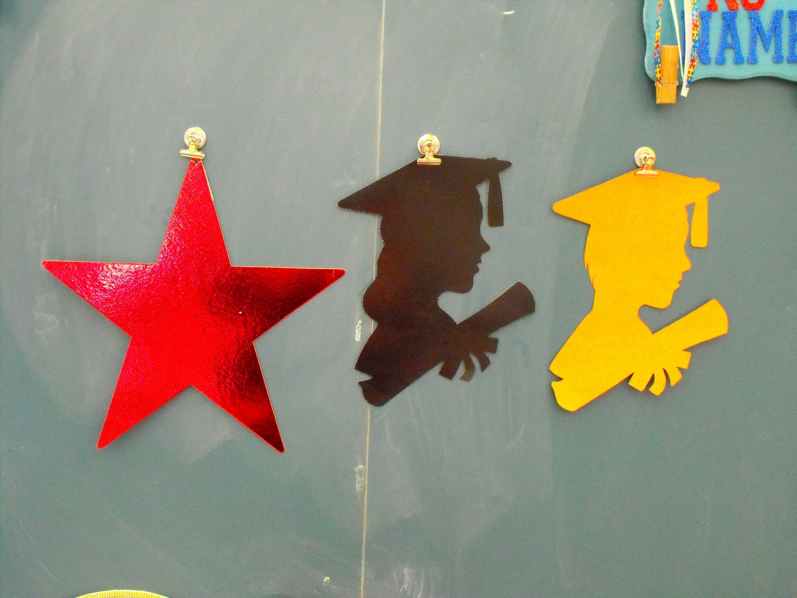 Graduation Decoration Ideas Throwback Post
