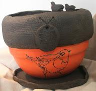 poterie extérieure
