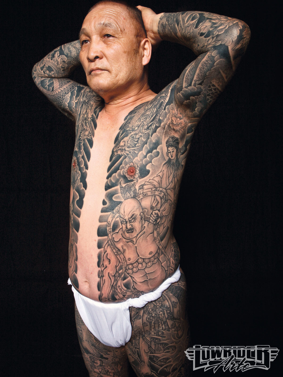 japanese tattoos japanese tattoo full body. Black Bedroom Furniture Sets. Home Design Ideas