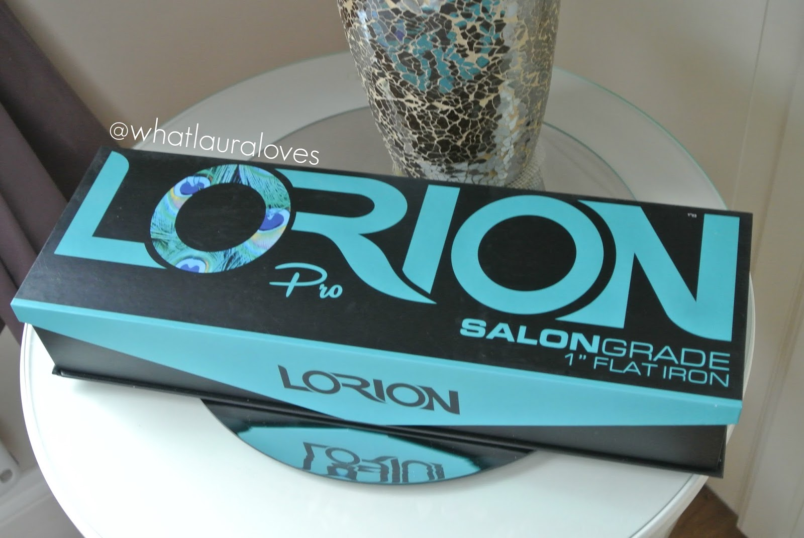 The Best Flat Iron For Straightening AND Curling from Lorion