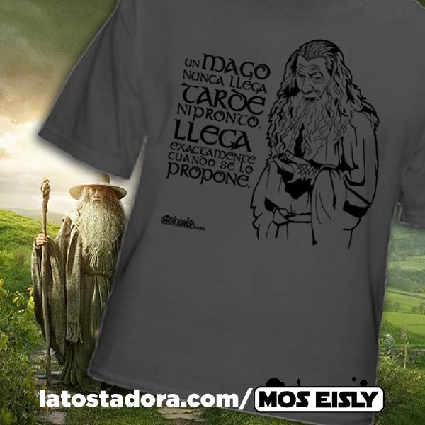 Camiseta de Gandalf