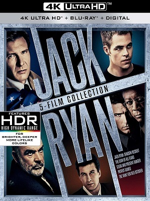 Operação Sombra - Jack Ryan 4K Torrent Download