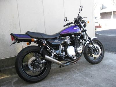 kawasaki Z1  XTENSION Motorcycles
