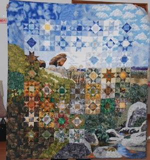 Patchwork and Craft in Portugal: Free motion quilting with Jenny ... : jenny bowker quilts - Adamdwight.com
