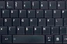 laptop, normal keyboard