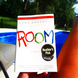 Room, book, book review