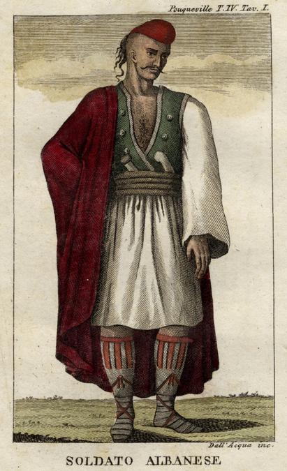 Soldato Albanese