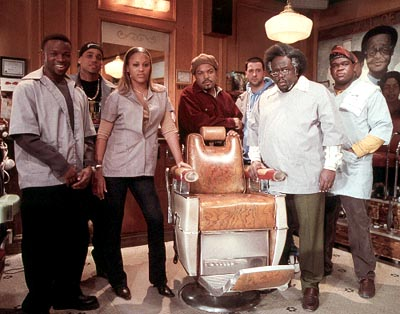 Barbershop Actors : Looking Passed the Surface: Barber Shop