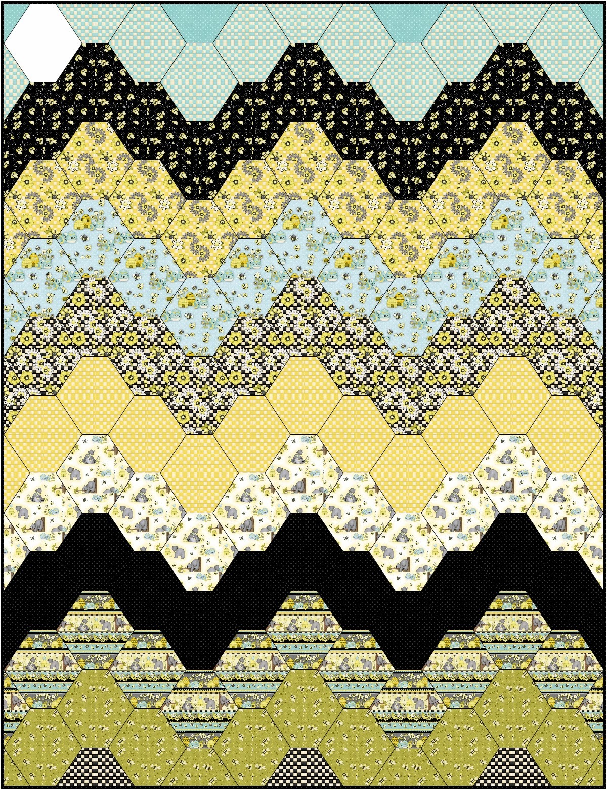Quilting Grid Patterns : Sew Fresh Quilts: Quilt Along 2014