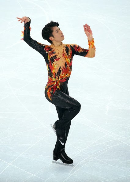 Tatsuki Machida Of Japan Free Skate To Firebird By Igor Stravinski I Give Points For Being Bold And Very Costume Y With His Skating Fashion