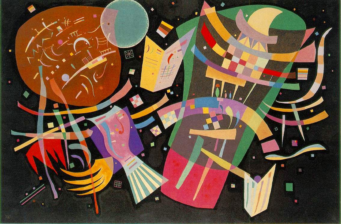 Pintores de arte abstrata