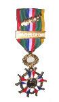 Médaille du Civisme et Dévouement,l'association de L'ANT-TRN section Suisse remet cette médaille