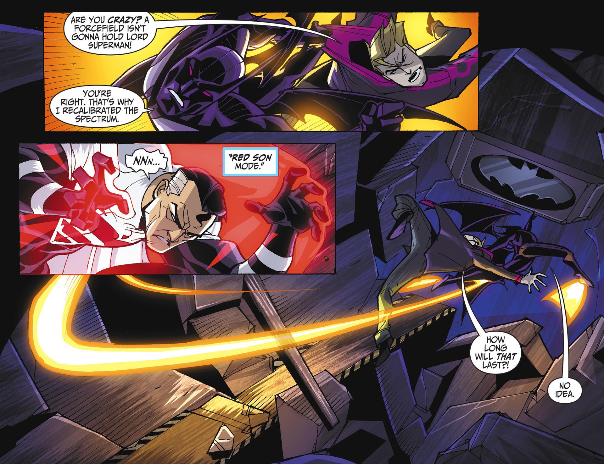 Batman Beyond 2.0 Issue #21 #21 - English 6