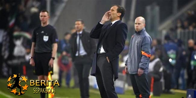 """Juventus Kesulitan Jaga Konsistensi"""