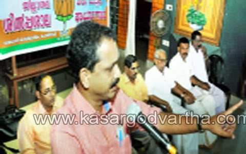 BJP, K.Surendran, Political party, Membership, BJP aims to be world's largest party